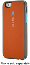Speck - Mightyshell Case for Apple® iPhone® 6 - Orange