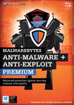 Malwarebytes Anti-Malware + Anti-Exploit Premium (3 Devices) (1-Year Subscription) - Windows