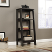 Sauder - Select Collection 3-Shelf Bookcase - Brown