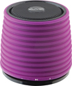 iLive - Groove Tunes Wireless Speaker for Most Bluetooth-Enabled Devices - Purple