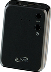 iLive - Bluetooth Receiver and Adapter - Black