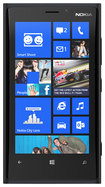 Nokia - Lumia 920 Cell Phone (Unlocked) - Black
