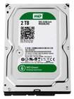 WD - Green 2TB Internal Serial ATA Hard Drive for Desktops (OEM/Bare Drive)