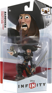 Disney Interactive - Disney Infinity Figure (Captain Barbossa) - Multi