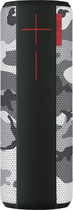UE - BOOM Wireless Bluetooth Speaker - Camouflage/Black/Red