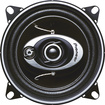 """Pioneer - 4"""" 20 W 2-way Speaker - Black"""