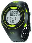 Soleus - GPS Cross Country Watch - Black/Lime