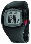 Soleus - Pulse Rhythm Watch with Heart Rate Monitor - Black