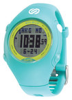 Soleus - Mini GPS Watch - Teal/Lime