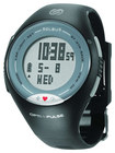 Soleus - Pulse Watch with Heart Rate Monitor - Black/Gray