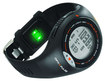 Soleus - Pulse Watch with Heart Rate Monitor - Black/Orange