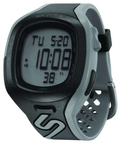 Soleus - Stride Running Watch - Black