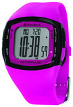 Soleus - Pulse Rhythm Watch with Heart Rate Monitor - Pink/Black