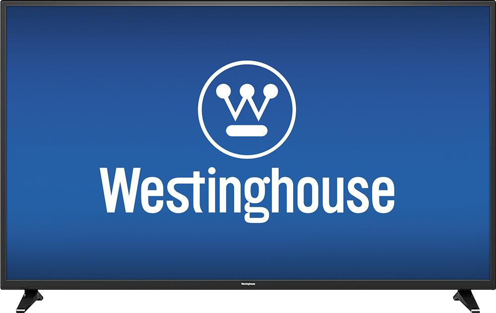 "Westinghouse - 60"" Class (60"" Diag.) - Led - 1080p - Smart - Hdtv - Black"