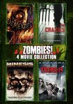 Zombies!: 4 Movie Collection [4 Discs] (dvd) 8752278
