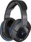 Turtle Beach - Ear Force Stealth 500P Wireless DTS Gaming Headset for PlayStation 3 and PlayStation 4 - Black