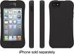 Griffin Technology - Survivor Slim Case for Apple® iPhone® 5 - Black
