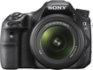 Sony - Alpha a58 DSLR Camera with 18-55mm Lens - Black