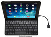 Kensington - KeyFolio Thin X3 Case for Apple® iPad® Air - Black