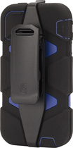 Griffin Technology - Survivor Case for Apple® iPhone® 5 and 5s - Blue/Black