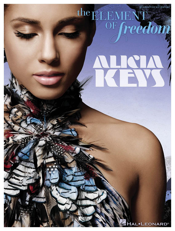 Hal Leonard - Alicia Keys: The Element of Freedom Songbook - Multi