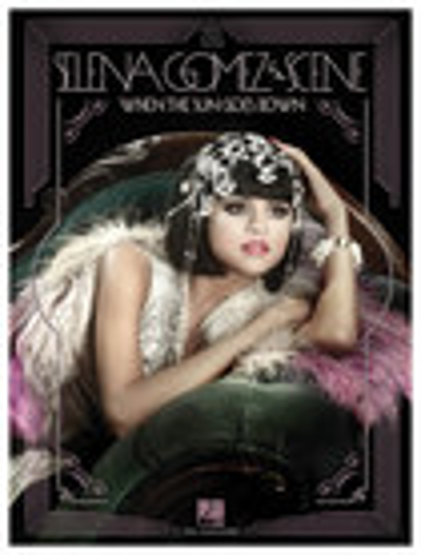 Hal Leonard - Selena Gomez & The Scene: When the Sun Goes Down Songbook - Multi