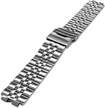Kreisler Tech - Replacement Band for Select Smart Watches - Stainless-Steel