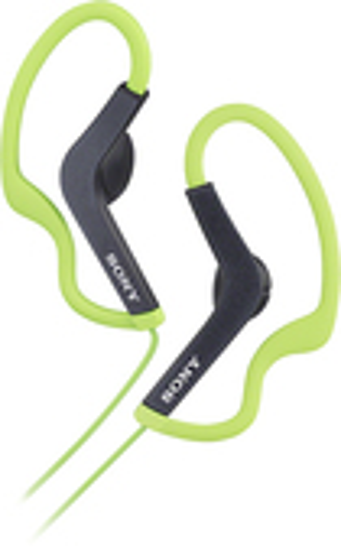 Sony - Earbud Headphones - Green