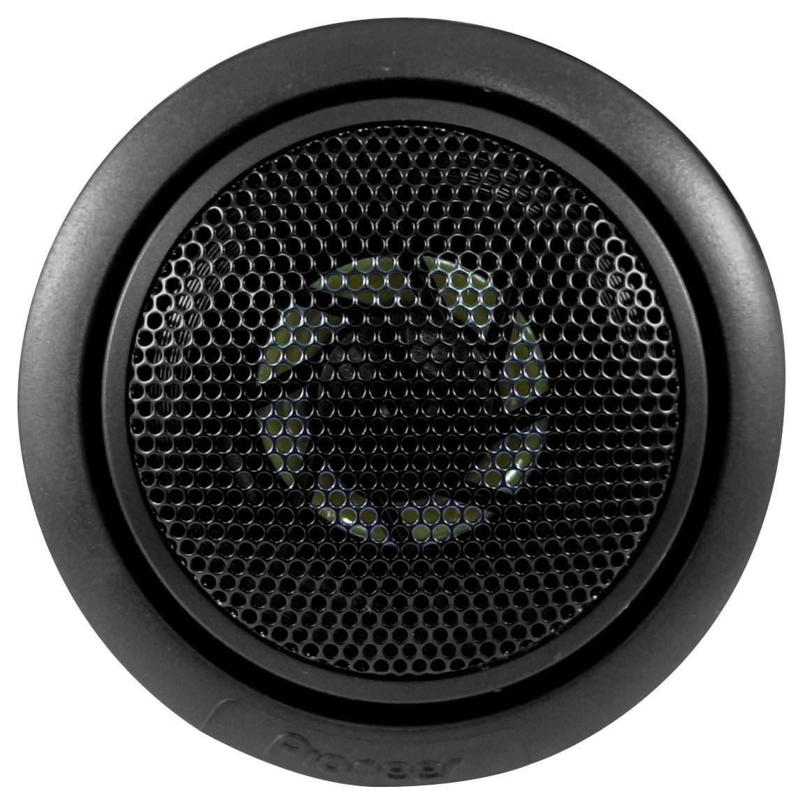 Pioneer - 40 W Tweeter - Black