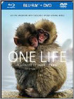 One Life (2 Disc) (W/Dvd) (Blu-ray Disc)