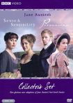 Sense And Sensibility / Persuasion [collector's Set] [3 Discs] (dvd) 8762573