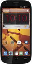 Boost Mobile - ZTE Warp Sync 4G No-Contract Cell Phone - Gray
