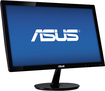 "Asus - 19.5"" LED HD Monitor - Black"