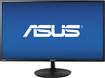 "Asus - 23.6"" LED HD Monitor - Black"