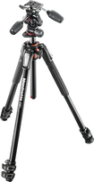 "Manfrotto - 190X 67.7"" Tripod Kit - Black"