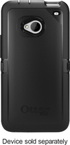 OtterBox - Defender Series Case for HTC One Cell Phones - Black