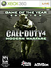 Call of Duty 4: Modern Warfare Game of the Year Edition - Xbox 360