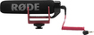 RØDE - VideoMic GO On-Camera Shotgun Microphone