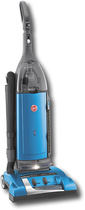 Hoover - WindTunnel Anniversary Edition HEPA Upright Vacuum - Blue