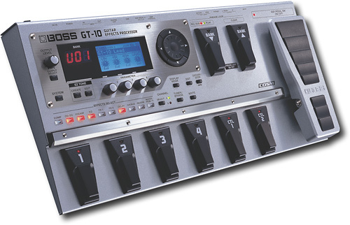 Boss Audio Systems GT-10