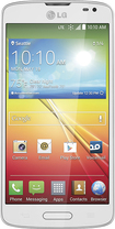 Sprint Prepaid - LG Volt 4G No-Contract Cell Phone - White