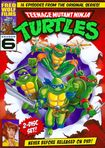 Teenage Mutant Ninja Turtles: Season 6 [2 Discs] (dvd) 8780893