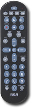Audiovox - 4-Device Universal Remote