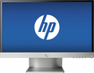 "HP - Pavilion 20"" IPS LED HD Monitor - Silver"