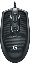 Logitech - G100s Optical Gaming Mouse - Black