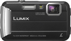 Panasonic - LUMIX TS25 16.1-Megapixel Digital Camera - Black
