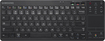 Samsung - Smart Wireless Keyboard for Select Samsung Smart TVs, Mobile Phones and Tablets - Black