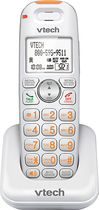 Vtech - CareLine DECT 6.0 Cordless Expansion Handset for Select Vtech Expandable Phone Systems
