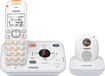 VTech - CareLine+ DECT 6.0 Expandable Cordless Phone System with Digital Answering System - White