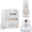 Vtech - CareLine+ Corded Home Safety Telephone System with Digital Answering System